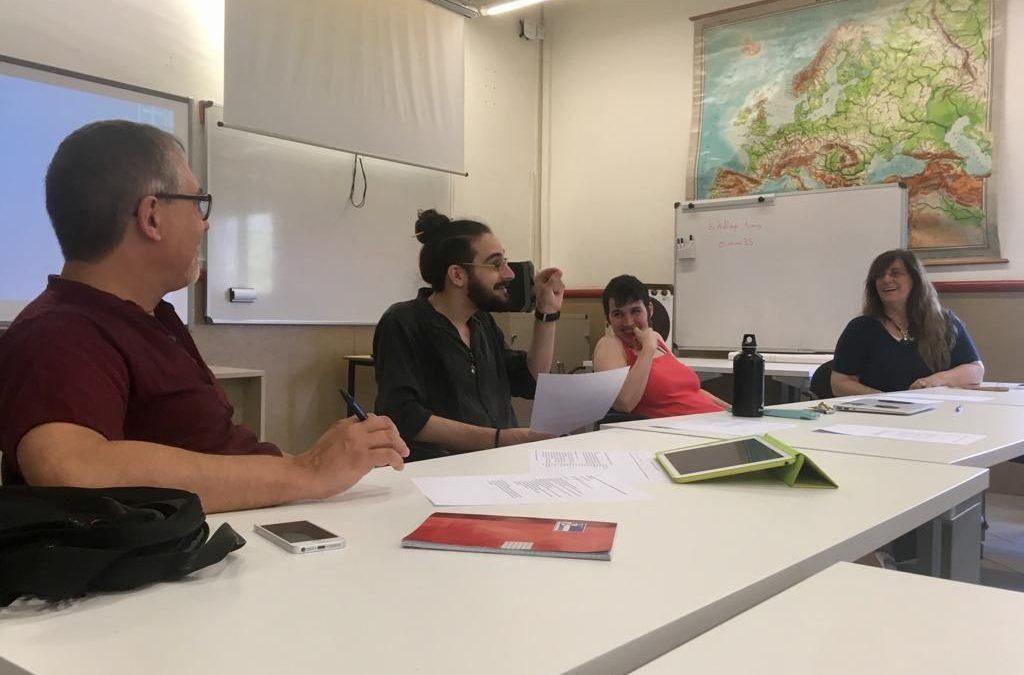 Nou Grup d'Innovació Docent de Didàctica de la Filosofia