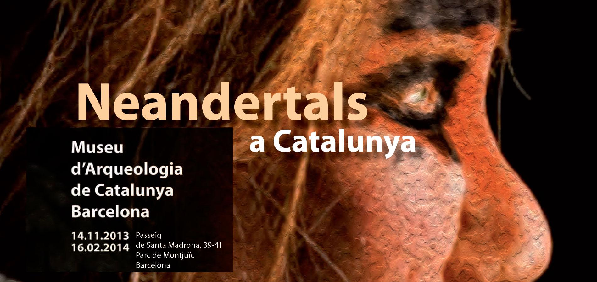 """""""Neandertals a Catalunya"""" al Museu d'arqueologia de Catalunya"""